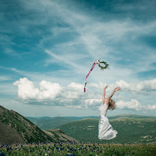 Wedding photographer Vasilisa Perekhodova (Perehodova). Photo of 20.07.2016