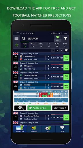 BetMines Free Football Betting Tips & Predictions 1.6.4 screenshots 1