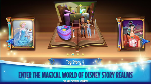 Image of Disney Story Realms 1.8.1 1