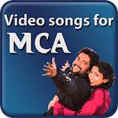 Video songs for MCA Telugu Movie