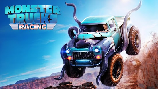 Monster Truck Racing (Unreleased)- screenshot thumbnail