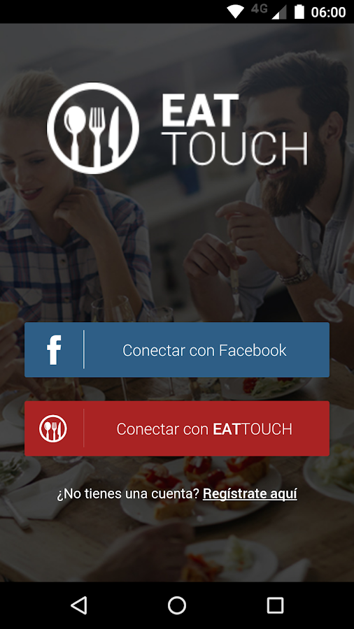EatTouch- screenshot