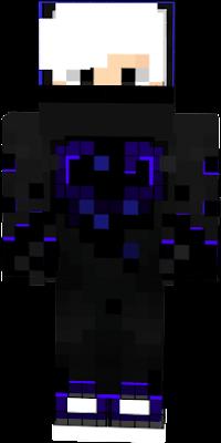 noir bleu PC