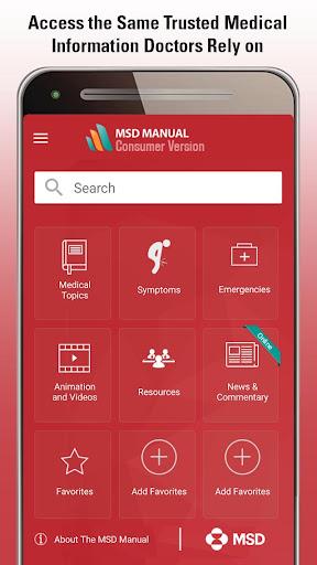 MSD Manual Consumer Version