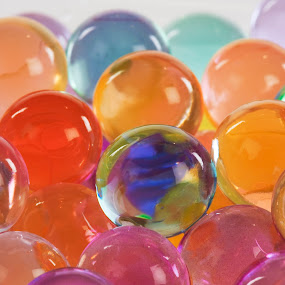 Marbles by Kimberly Sheppard - Artistic Objects Glass ( balls, colorful, marbles, glass, orbs )
