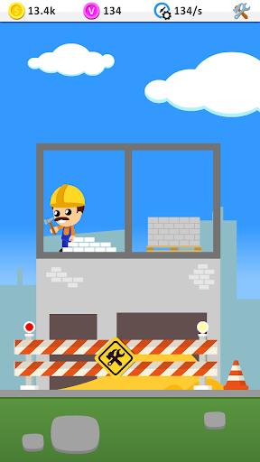 Tycoon Bakehouse - jeu Clicker ralenti  captures d'écran 4