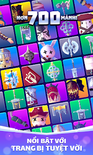 Knighthood MOD APK (Unlimited Action/Gold) for Android 4