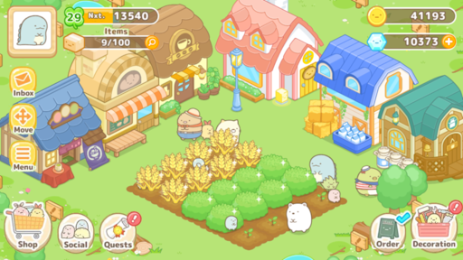 Sumikkogurashi Farm screenshots 2