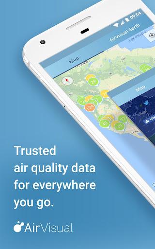 Air Quality | AirVisual screenshot 7