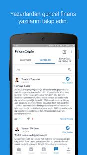 FinansCepte Döviz & Altın Kurları - Borsa BitCoin Screenshot