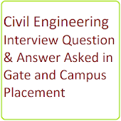 Civil Engineering Interview Question Answer