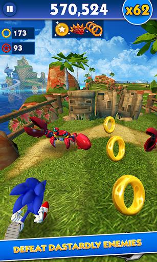 Sonic Dash 3.7.7.F screenshots 2
