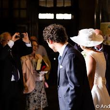 Wedding photographer Andrea Cataldo (cataldo). Photo of 28.01.2016