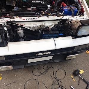 スプリンタートレノ AE86 S61年 GT APEXのカスタム事例画像 さくさんの2019年08月05日14:15の投稿