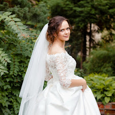Wedding photographer Natalya Firsova (ashatanf). Photo of 13.08.2018