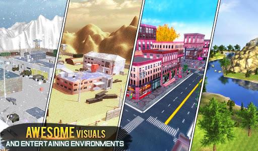 Mountain Sniper 3d Combat Shooting Criminal Attack 1.4 screenshots 14