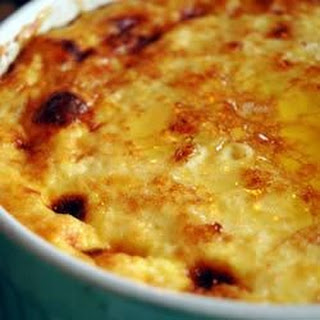 Sweet Corn Pudding Recipes