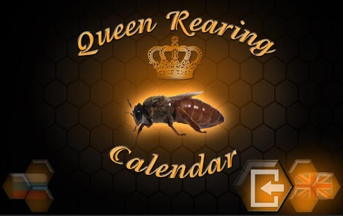 Queen Rearing Calendar FREE - náhled