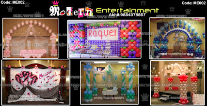 Photo: World Class Events Management Company For Birthday party  Akhil :9884378857