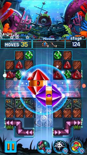 Jewel Kraken: Match 3 Jewel Blast 1.7.0 screenshots 4