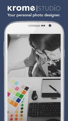 android Krome Studio Screenshot 0