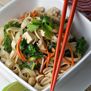 Kale Pad Thai ~vegan~