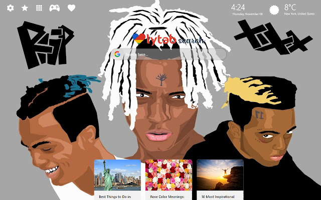 Xxxtentacion Cartoon Hd Wallpapers