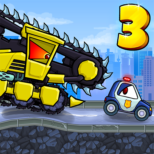 Car Eats Car 3 – Racing Game game (apk) free download for Android/PC/Windows