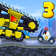 Car Eats Car 3 – Racing Game