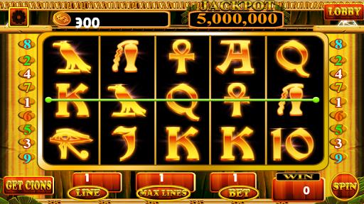 Pyramid Slots Machine