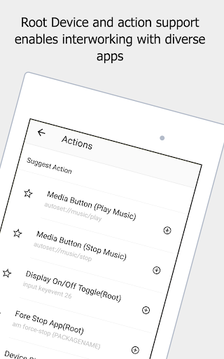 OTOSet - Android Automation Device Settings  screenshots 18