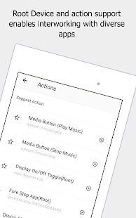 Autoroid - Android Automation Device Settings Screenshot