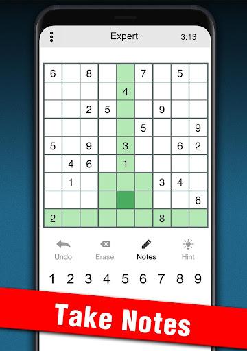 Sudoku 1.2.25 screenshots 10