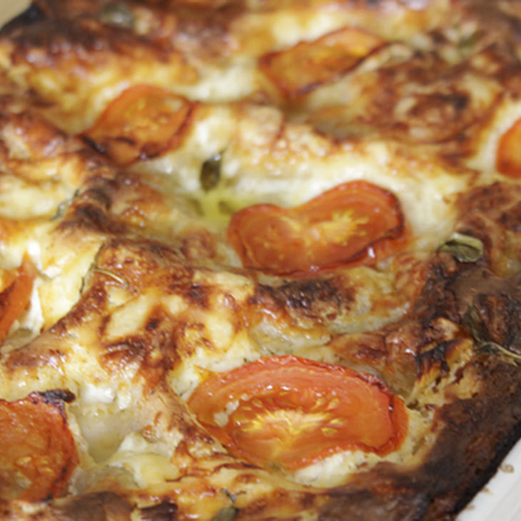 Lasagne from Jamie Oliver's Ministry of Food