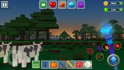 Exploration Lite Craft 1.0.8 screenshots 2