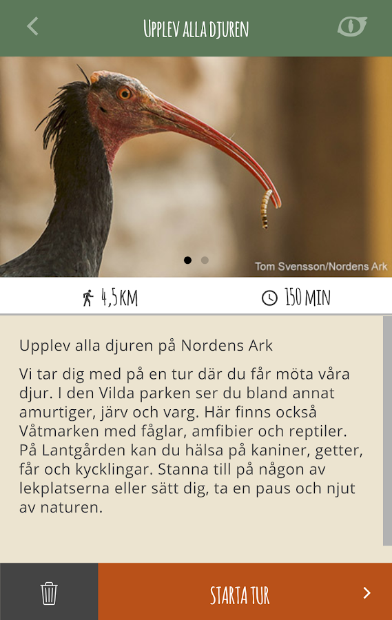 Nordens Ark- screenshot