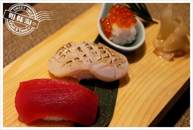 次郎本格日本料理握壽司