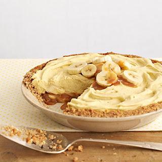 Banana Pudding Pie.