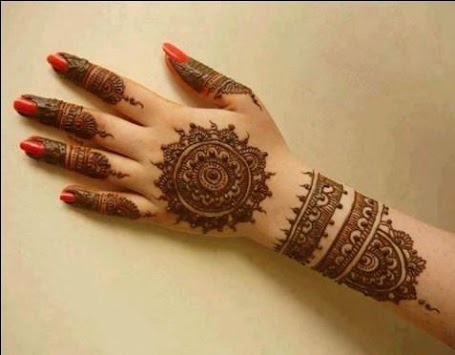 Henna Party Mehndi Kerucut Merah : Download desain seni mehndi by kamiati apk latest version app for