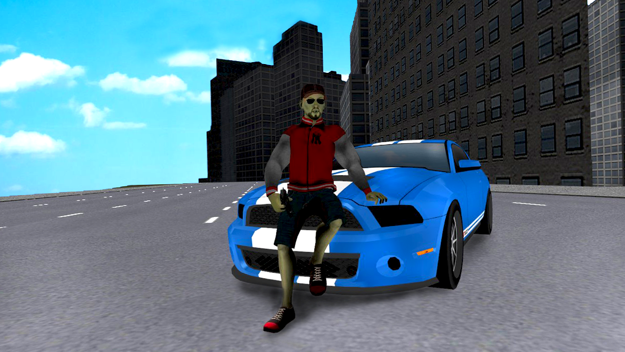 City Crime Gangster Driving 3D- screenshot