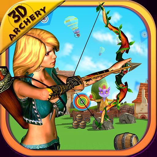 3D Master Archery