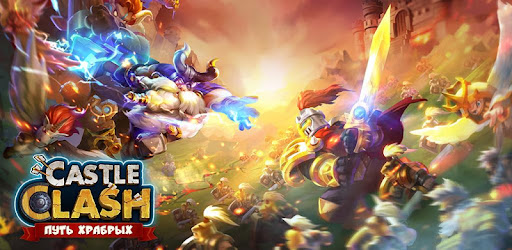 Castle Clash: War of Heroes RU - by IGG COM - Strategy Games