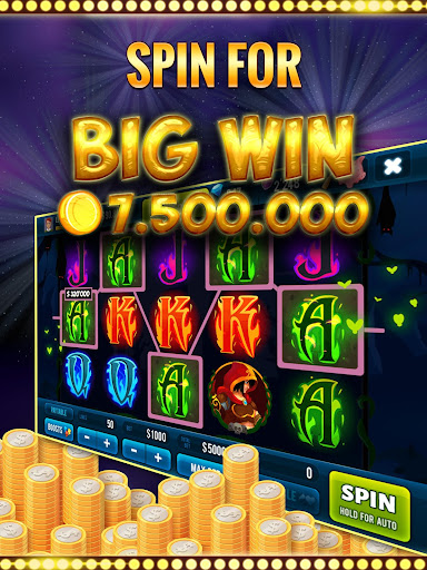 Mysterious Slot Machine Free