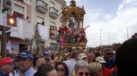 La Virgen del Saliente bajará a Albox de forma virtual este domingo