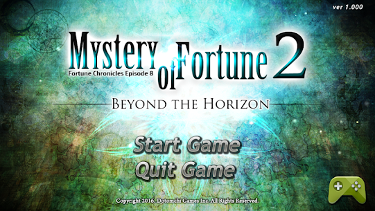 Mystery of Fortune 2 1