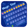 Magic Star Emoji Keyboard Skin