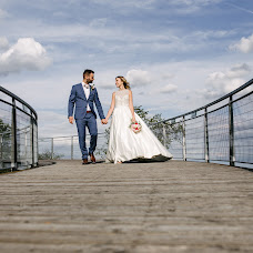 Wedding photographer Pavlina Faraga (prokupkova). Photo of 11.10.2017