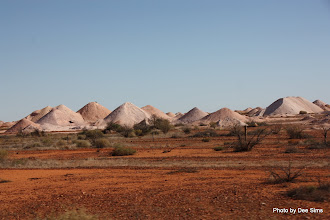 Photo: Year 2 Day 220 -  Mining for Opals at Coober Pedy