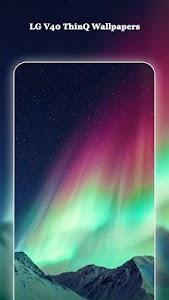 Download 4K LG V40 ThinQ Wallpaper APK latest version 1 4