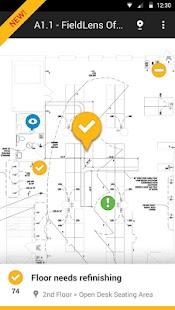 FieldLens for Construction- screenshot thumbnail